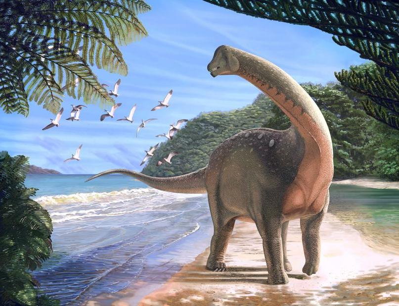 Un nuevo dinosaurio muestra el vínculo entre África y Europa