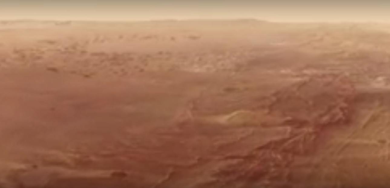 Un paseo por Marte