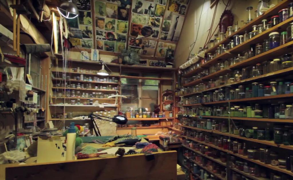 Un tour por las casas más extrañas de Detroit