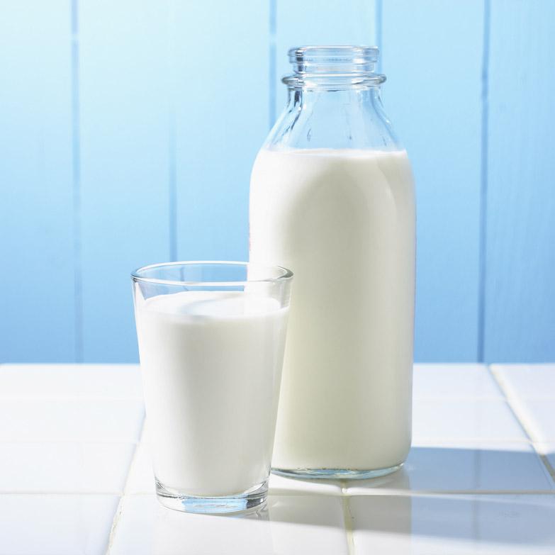 Un lechero minucioso