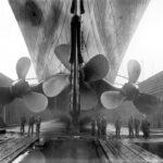 Una exposición exhibe fragmentos del Titanic