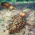 Una hormiga de cien millones de años