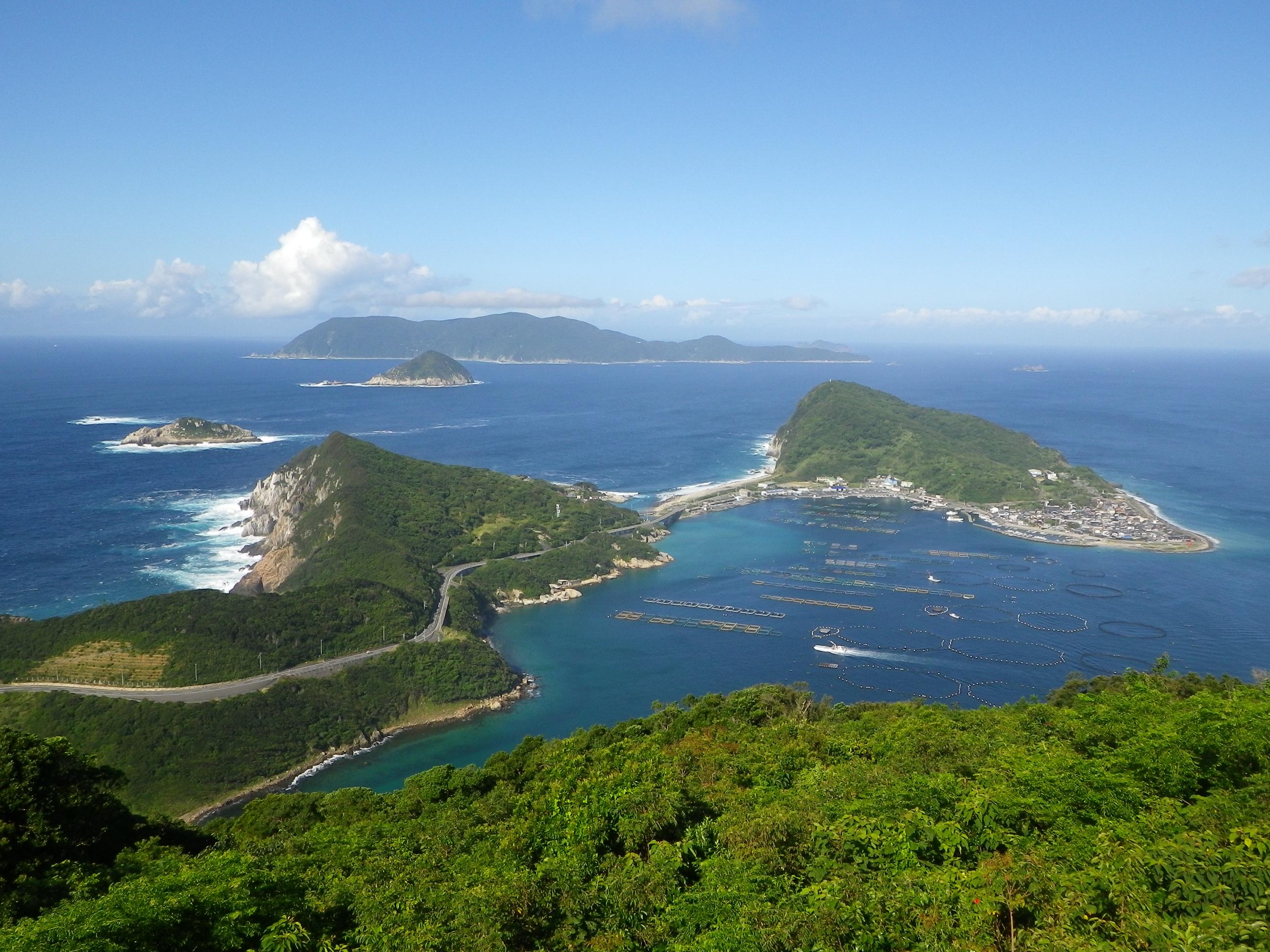 Una isla que prohibe la entrada a mujeres forma parte de la lista para ser Patrimonio de la Humanidad