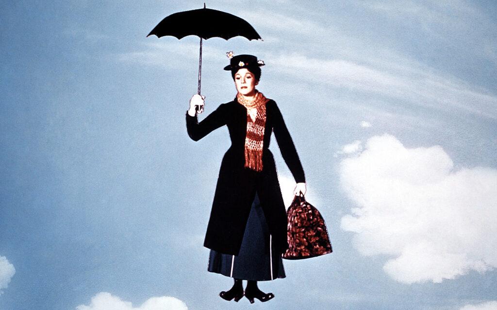 Una mujer de Arizona se despierta hablando como Mary Poppins