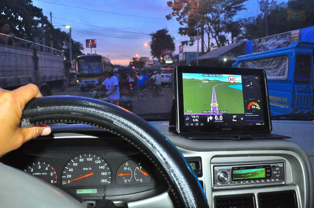 Usar un GPS anula parte de tu cerebro