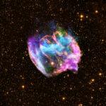 Ven el nacimiento de una supernova por primera vez