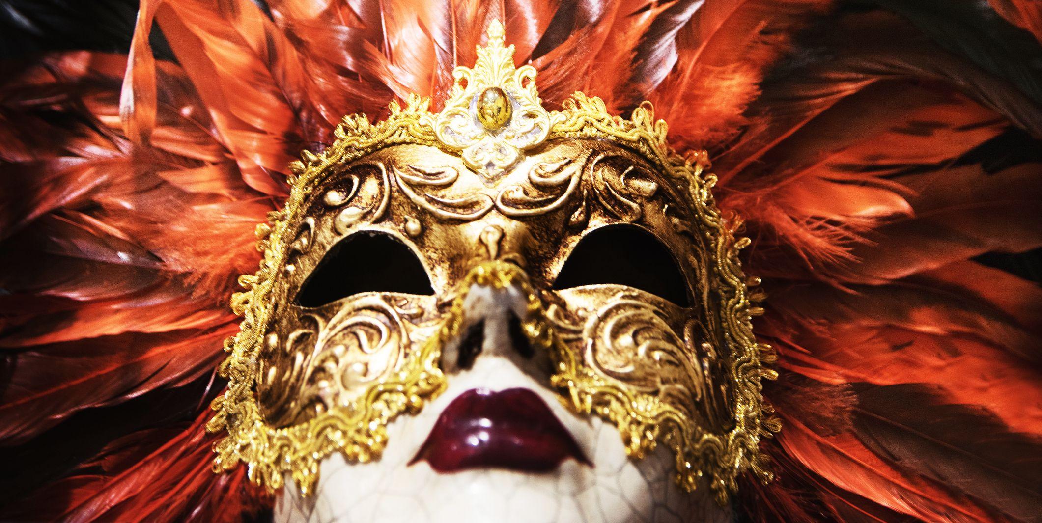 En qué se inspiran las máscaras del carnaval de Venecia? - Quo