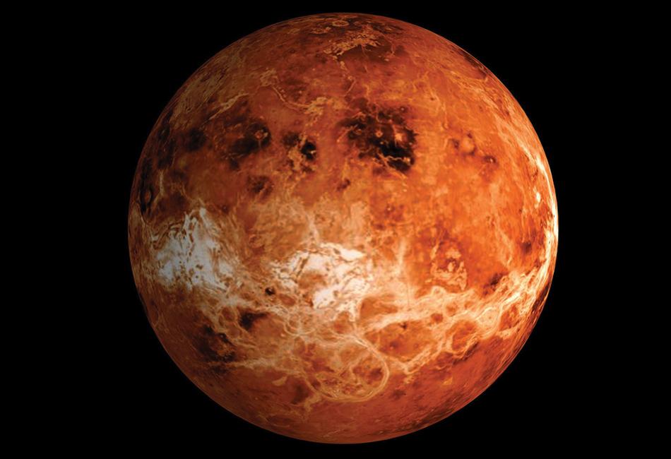 Venus echa el freno