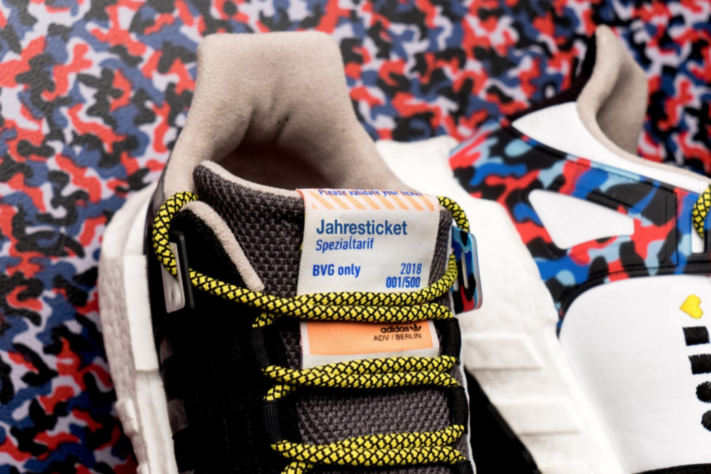 Viaja gratis por Berlín con estas nuevas 'zapas' de Adidas