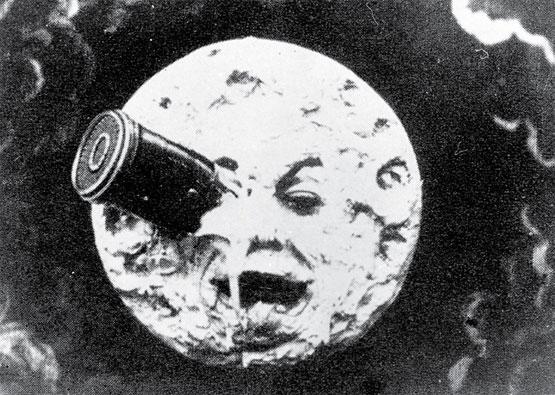 Viaje al centro de la luna