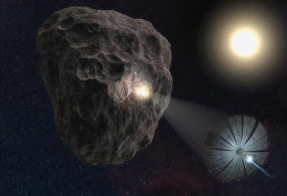 Vigila ese asteroide