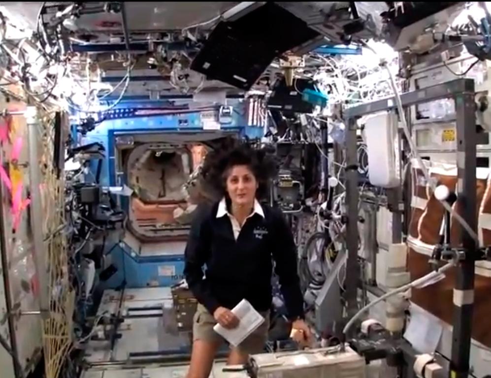 Visita guiada a la ISS