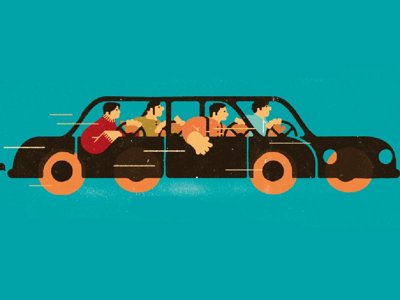 Webs para compartir coche