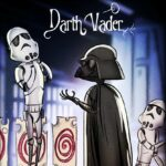 ¿Y si Tim Burton hubiera dirigido la saga de Star Wars?