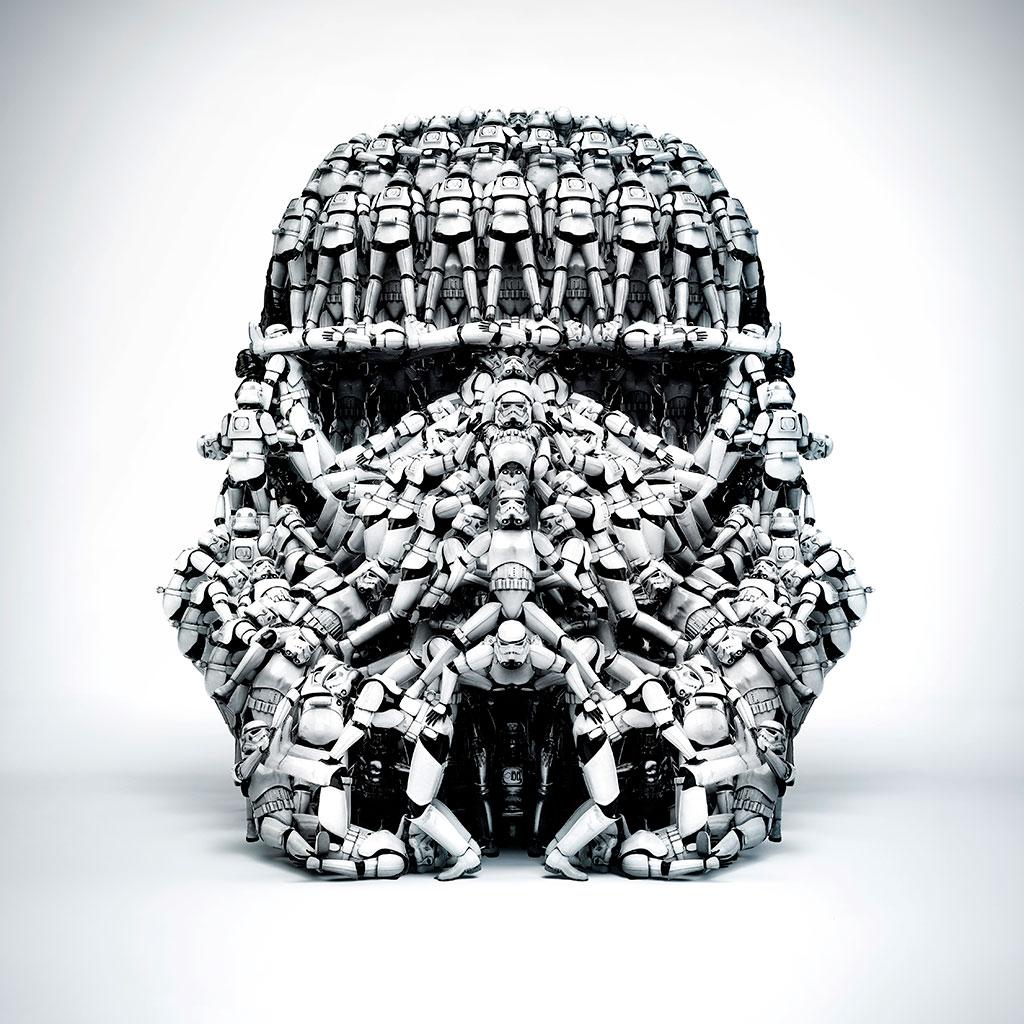 'Yo soy tu padre', la exposición de Star Wars para fans muy fans