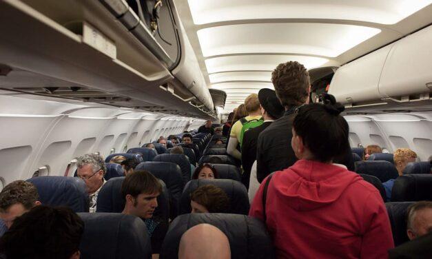 La teoría de la relatividad y el tiempo de embarque en los aviones
