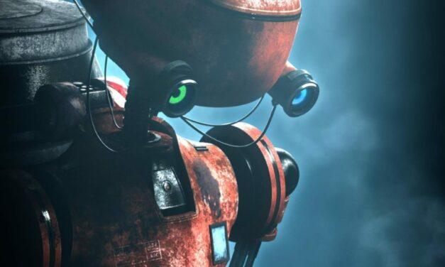 Tergo, un corto de robots de ROS Film Festival