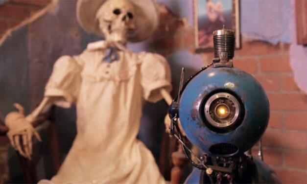 Daisy Bell, un corto sobrecogedor sobre un robot que cuida humanos