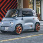 Ami, el vehículo eléctrico de Citroën por el precio mensual de un teléfono móvil