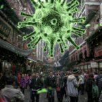 La increíble imagen que muestra cómo el coronavirus ha reducido la contaminación en China