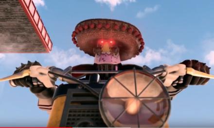 Un robot duro del lejano Oeste… nuevo corto de ROS Film Festival