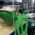 Respiradores fabricados con impresoras 3D: el esfuerzo colaborativo se adelanta a la industria