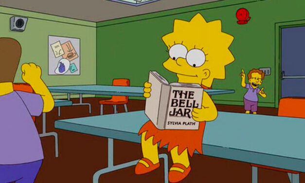 Los libros favoritos de Lisa Simpson