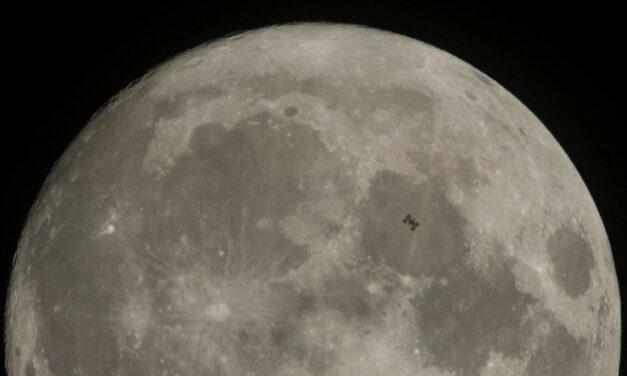 Impresionantes fotos de la Luna hechas por la NASA