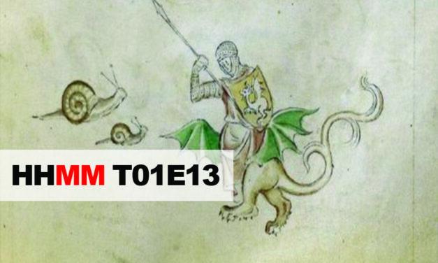 Historias Mínimas T01E13: El maestro Granados, la guerra de los caracoles y el club de los científicos locos
