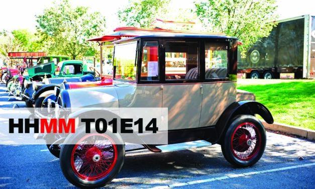 Historias Mínimas T01E14: Sobre torres fallidas, coches eléctricos y osos bailarines