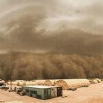 Las mayores fuentes de polvo del planeta. El origen de las tormentas de arena más impresionantes