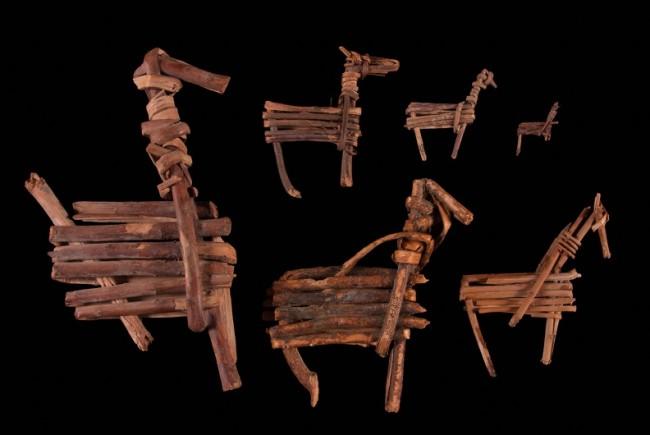figuritas de arcilla