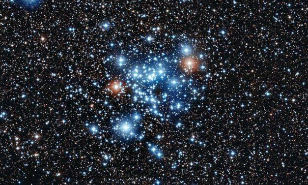 ¿Qué son las estrellas rezagadas azules?