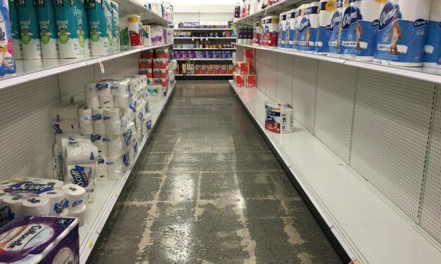 ¿Quienes compraron tanto papel higiénico durante la pandemia?