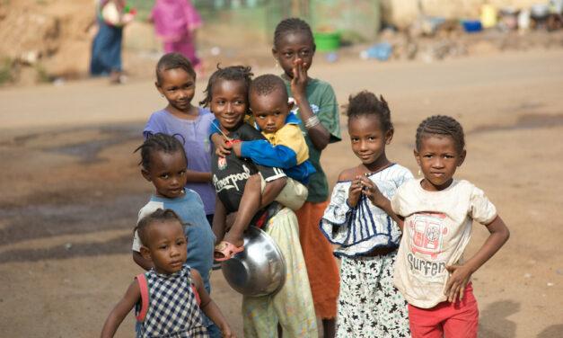 Africa está libre de polio