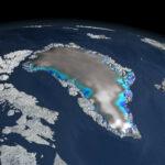 El hielo de Groenlandia se derrite, y ya no hay vuelta atrás