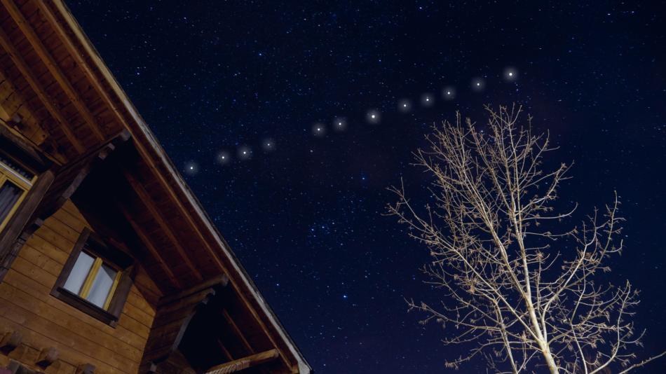 Starlink: La primera megaconstelación artificial visible desde la Tierra. Vendrán más