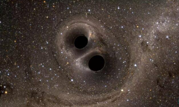 Esta es la mayor colisión de agujeros negros jamás descubierta en el universo