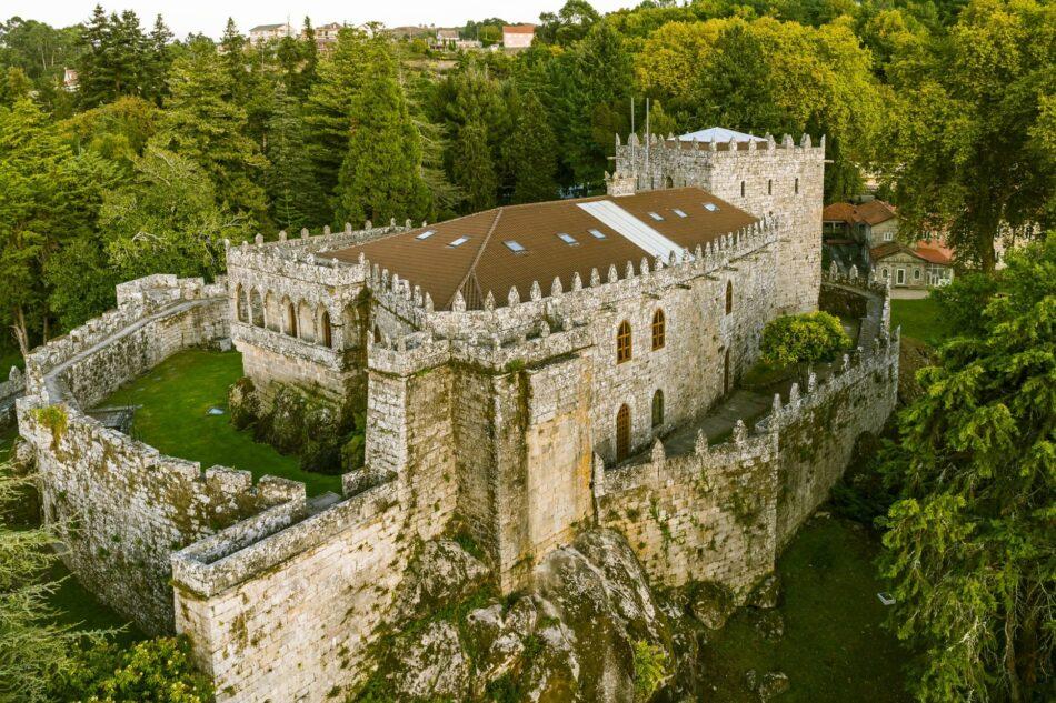Soutomaior, el castillo más fascinante de Galicia