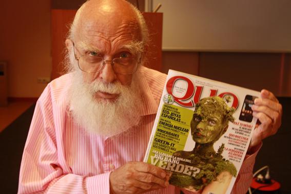 Entrevista a James Randi Quo