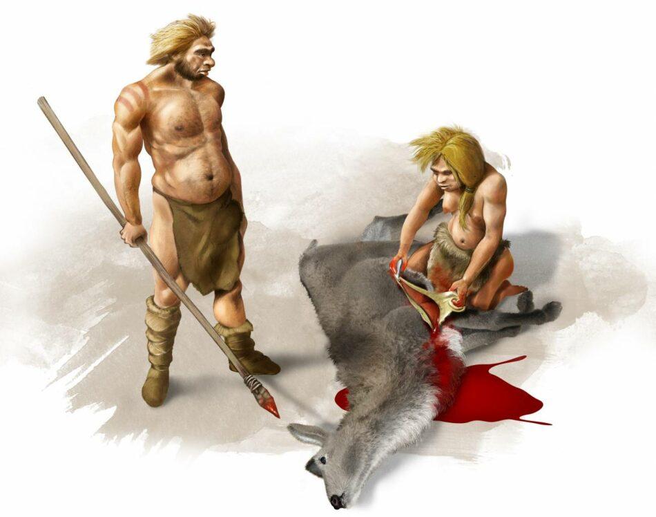 Las mujeres de Atapuerca pesaban 100 kilos