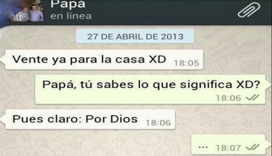 whatsapp jóvenes