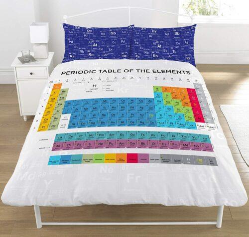 tabla periódica sábanas