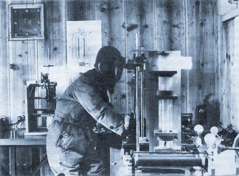El japonés que inventó la nieve artificial