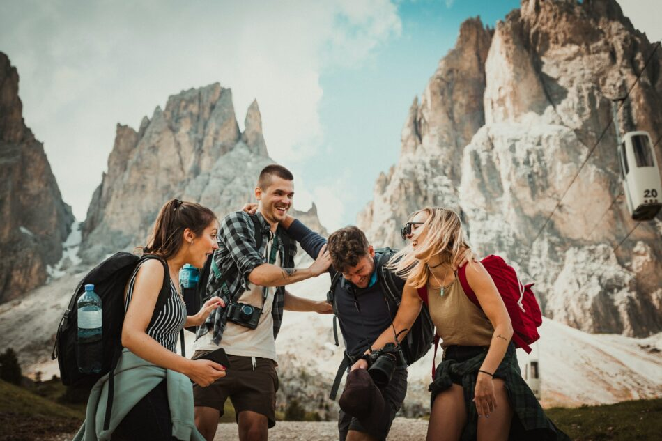 Viajar con frecuencia nos hace más felices