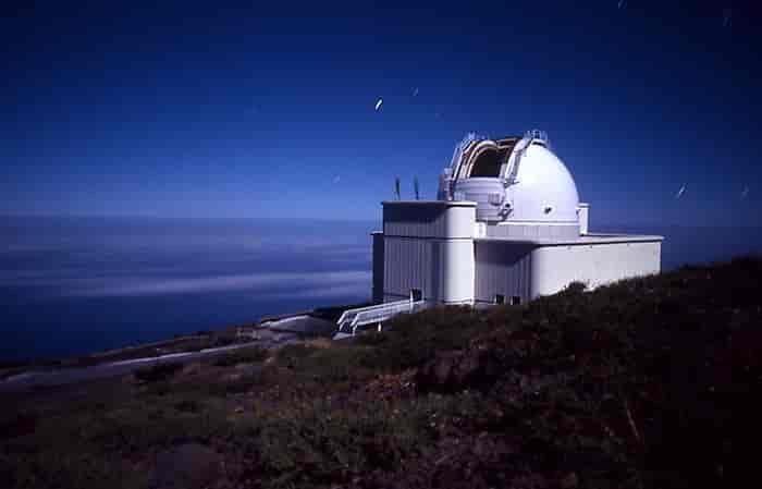 Telescopio Isaac Newton