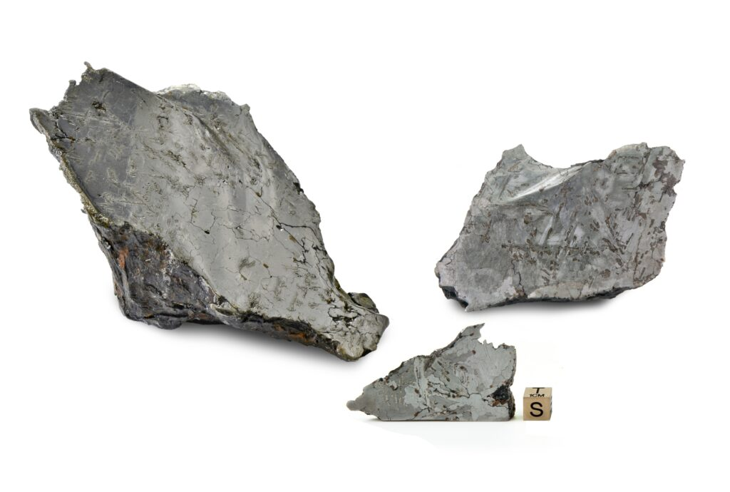 Museo Geominero de Madrid - meteorito