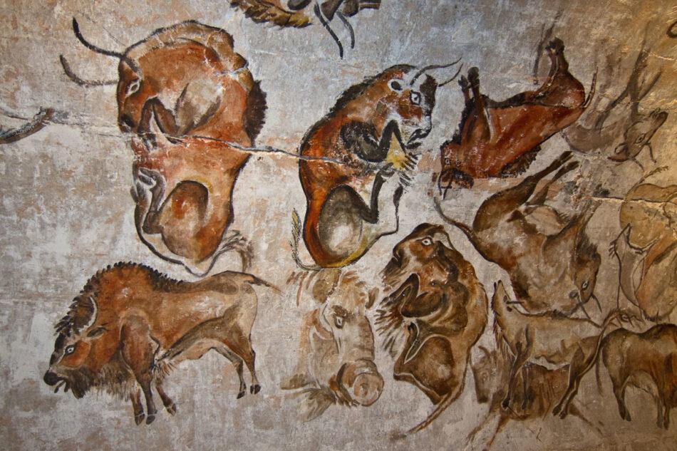 Los pintores de las cavernas estaban drogados