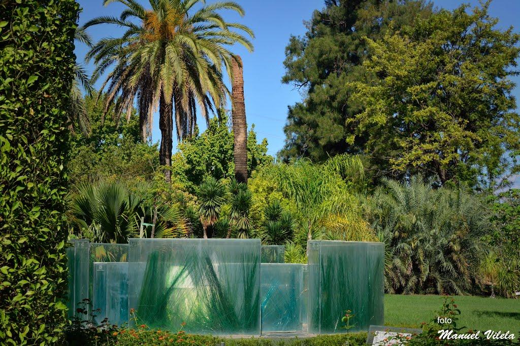 jardín botánico Sevilla
