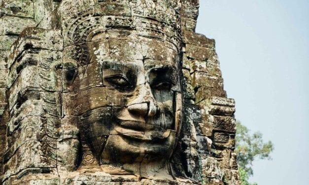 La ciudad perdida de Angkor llegó a tener 900.000 habitantes